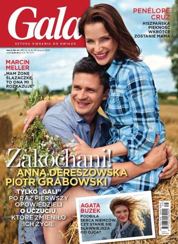 Anna Dereszowska, Piotr Grabowski