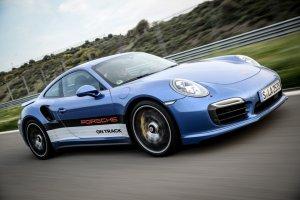 Porsche On Track | Istanbul Park | Produkcja kierowców