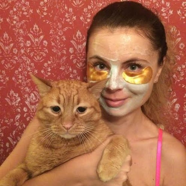 Ze wszystkich zdjęć w internecie najbardziej podobają mi się te, na których są kotki (fot. MM)
