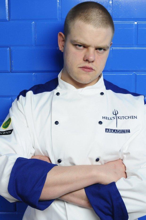 Arkadiusz Klimkiewicz, Hell's Kitchen - Piekielna Kuchnia