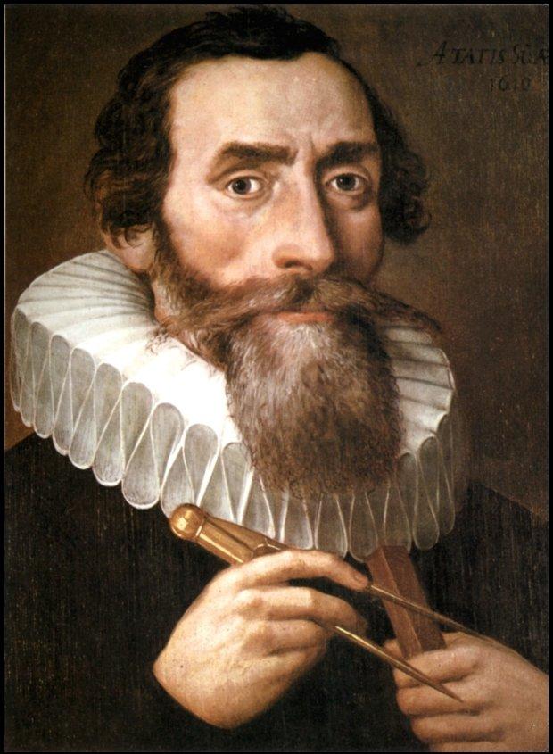 Johannes Kepler / commons.wikimedia.org