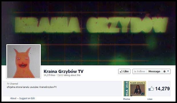 https://www.facebook.com/krainagrzybowtv