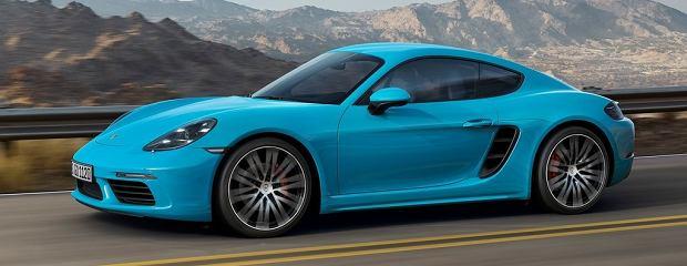 Porsche 718 Cayman | Ceny w Polsce | Najtańsze Porsche
