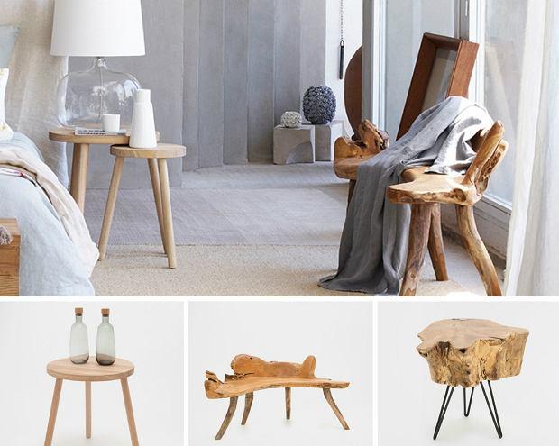 Zara Home - drewniane dodatki
