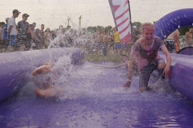 Najdłuższy mobilny Water Slide już w Polsce