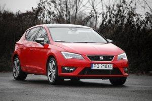 Seat Leon 1.8 TSI FR | Test | Lepiej późno niż wcale