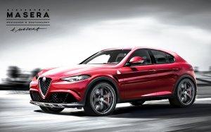 SUV Alfy Romeo będzie się nazywał...