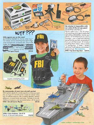 katalog Toys To Grow On