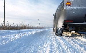 Zima z instalacją LPG