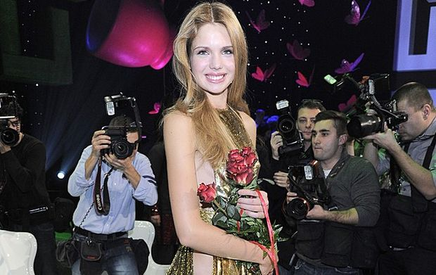 Olga Kaczyńska, Top Model. Zostań modelką