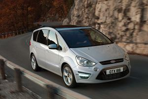 Ford S-Max 2.0 EcoBoost PowerShift - test | Za kierownicą