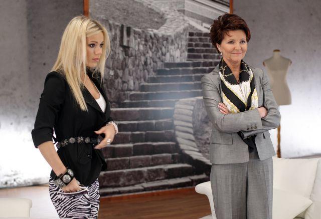 Doda i Jolanta Kwaśniewska fot. East News