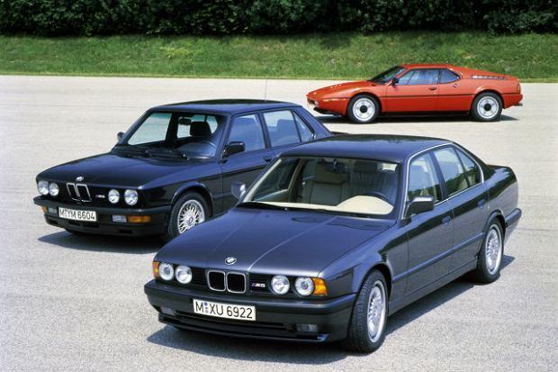 Wideo | 30 lat BMW M5