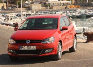 Volkswagen Polo - Pierwsza jazda