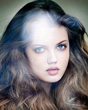Lindsey Wixson fot. Gabrielle Revere