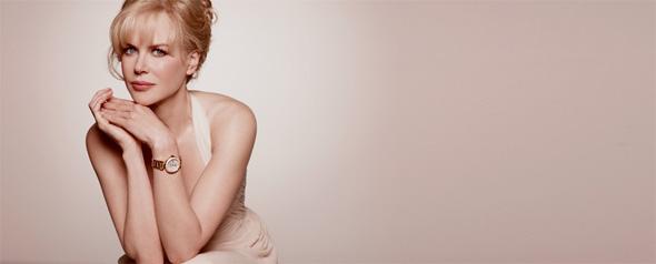 Nicole Kidman dla Omega
