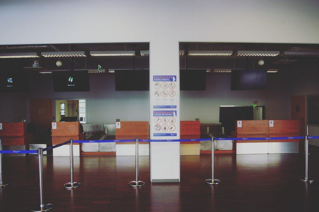 Na lotnisku w Radomiu można odnaleźć spokój (fot. Damian Dziura)