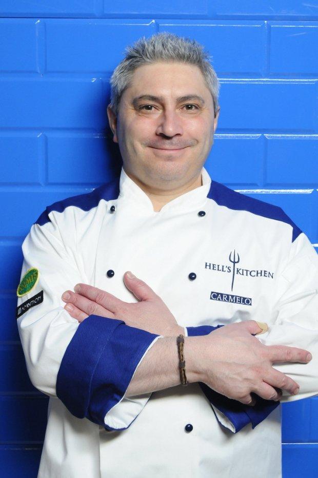Carmine Cestaro, Hell's Kitchen - Piekielna Kuchnia