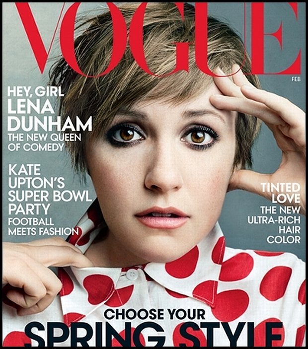 Okładka z retuszem (fot: Annie Leibovitz dla Vogue)