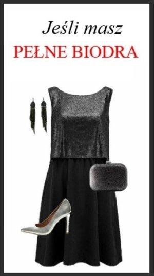 Sukienka Camaieu, szpilki Steve Madden, torebka i kolczyki Camaieu,