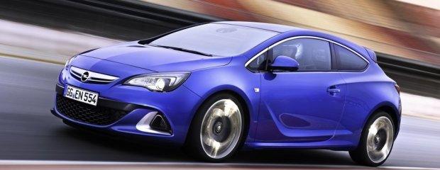 Opel Astra OPC 2011