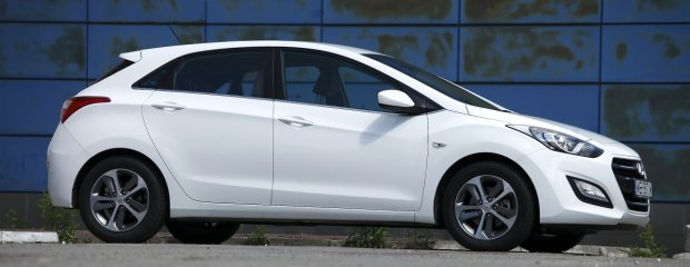 Hyundai i30 FL 1.6 CRDi DCT Comfort