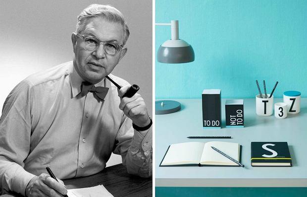 Czcionka Arne Jacobsena