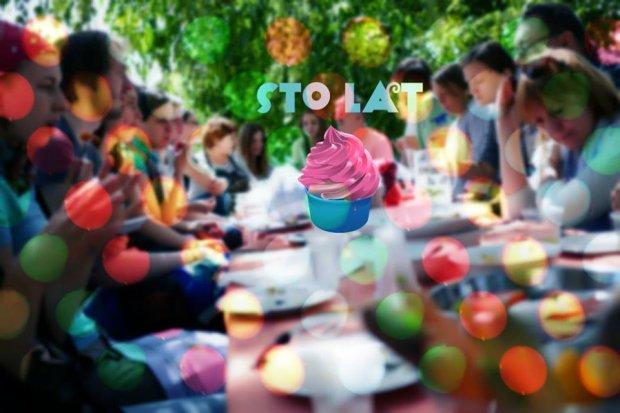 Piknik z okazji 1 urodzin sklepu Kooperatywy