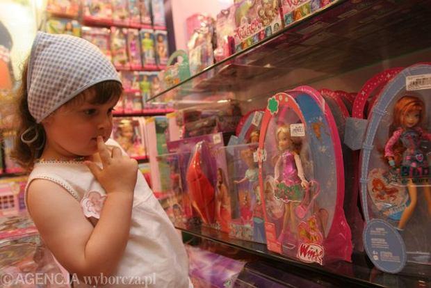 Wszystkie nowe Zabawki krzywdzą dziewczynki. 'Chłopiec ma myśleć i tworzyć FR05