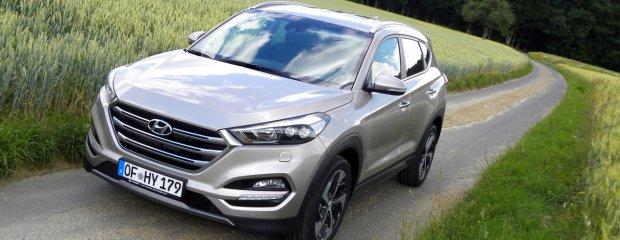 Hyundai Tucson | Pierwsza jazda | Nowe otwarcie