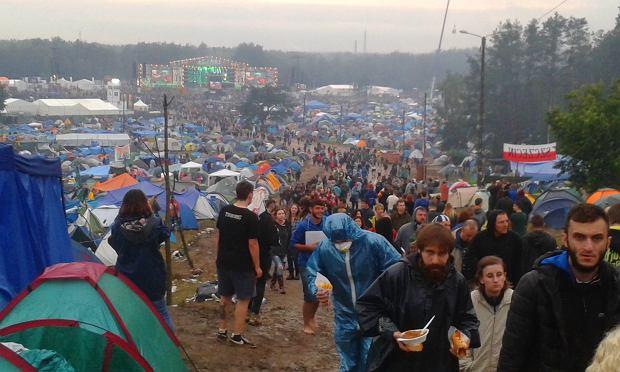 Na Przystanek Woodstock zjechali ludzie z całego kraju.