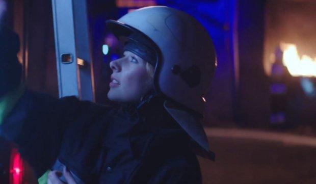 Fajnie było zostać strażaczką choć na jedną noc, jeszcze lepiej jednak pracować na stanowisku, do którego ma się pełne kwalifikacje - Maria, na co dzień kadrowa