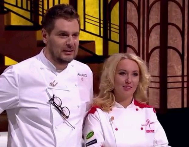 Hell's Kitchen, Wojciech Amaro i Agnieszka Amaro