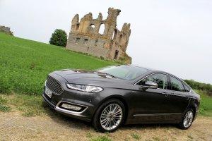Ford Mondeo Vignale 2.0 TDCi   Pierwsza jazda   Więcej niż bogata wersja