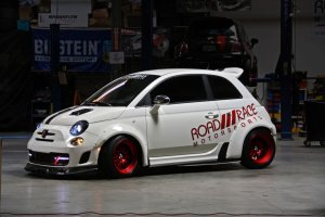 Abarth 500 od Road Race Motorsports