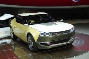 Salon Tokio 2013 | Nissan IDx Freeflow i NISMO