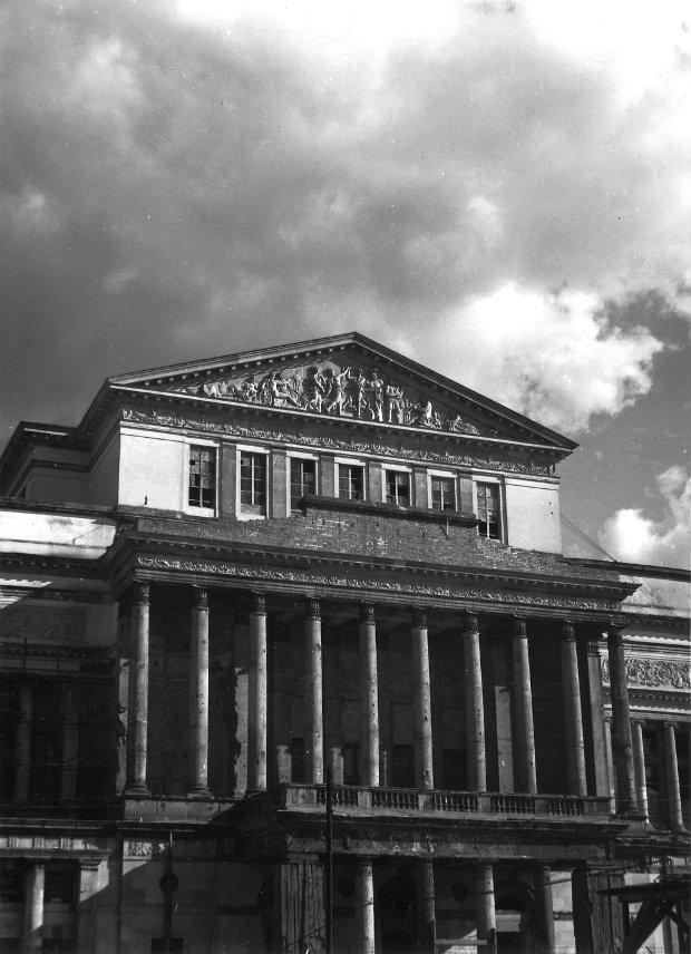 Odbudowa Teatru Wielkiego
