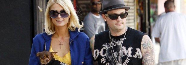 Paris Hilton i Benji Madden