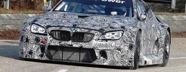 BMW M6 GT3 | BMW wróci do Le Mans?