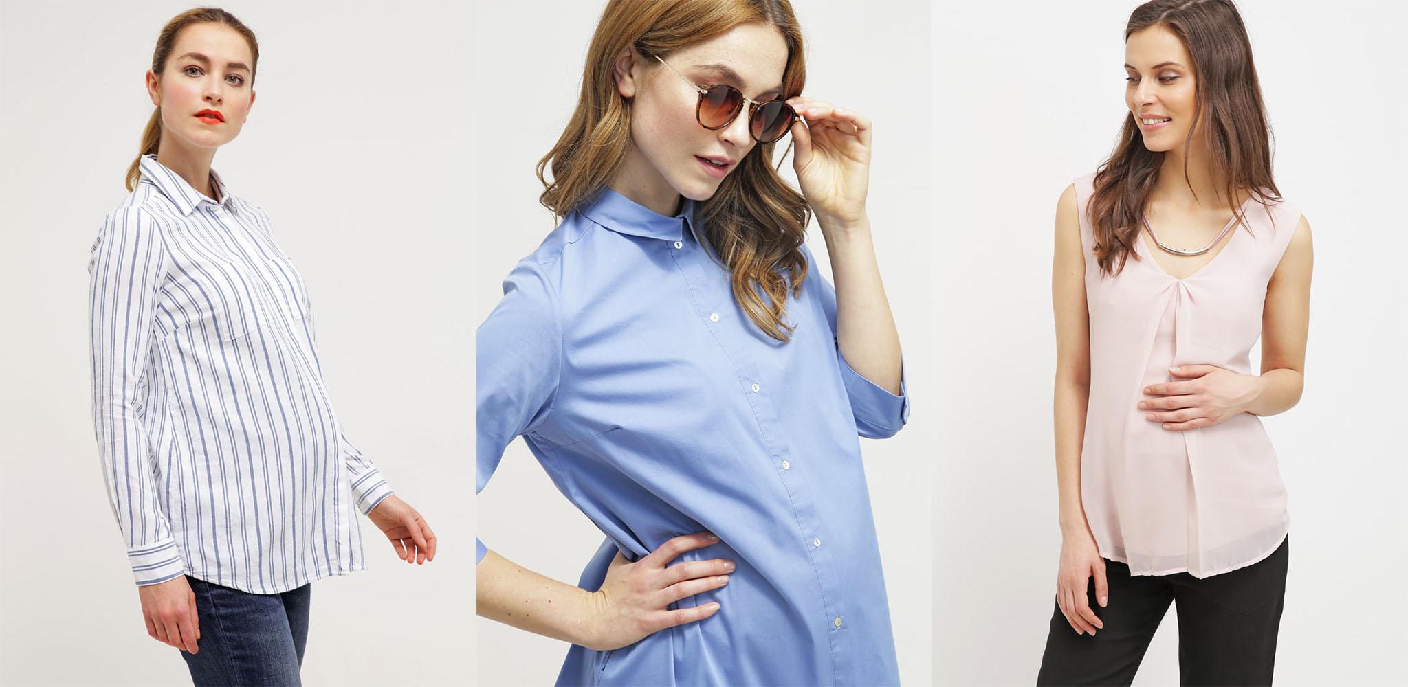Bluzki i koszule dla kobiet w ciąży