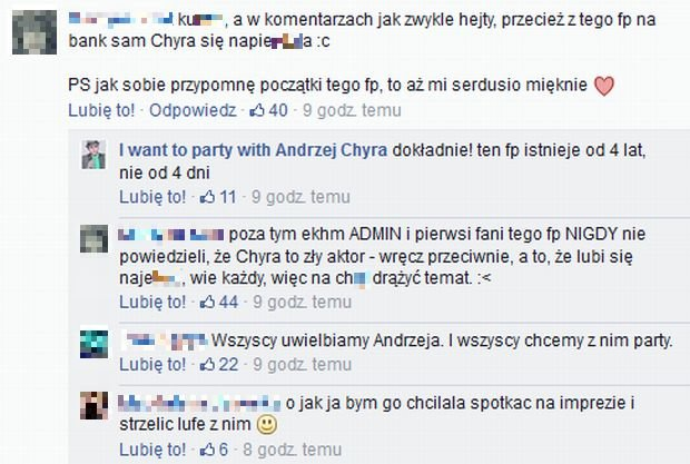 Facebook.com/partywithandrzejchyra
