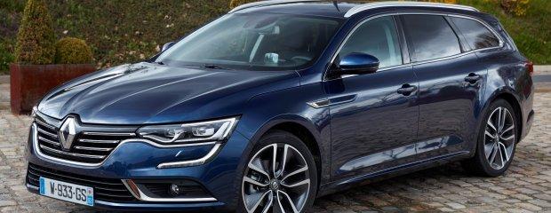 Galeria | Renault Talisman Grandtour | Gotowy na podbój klasy średniej