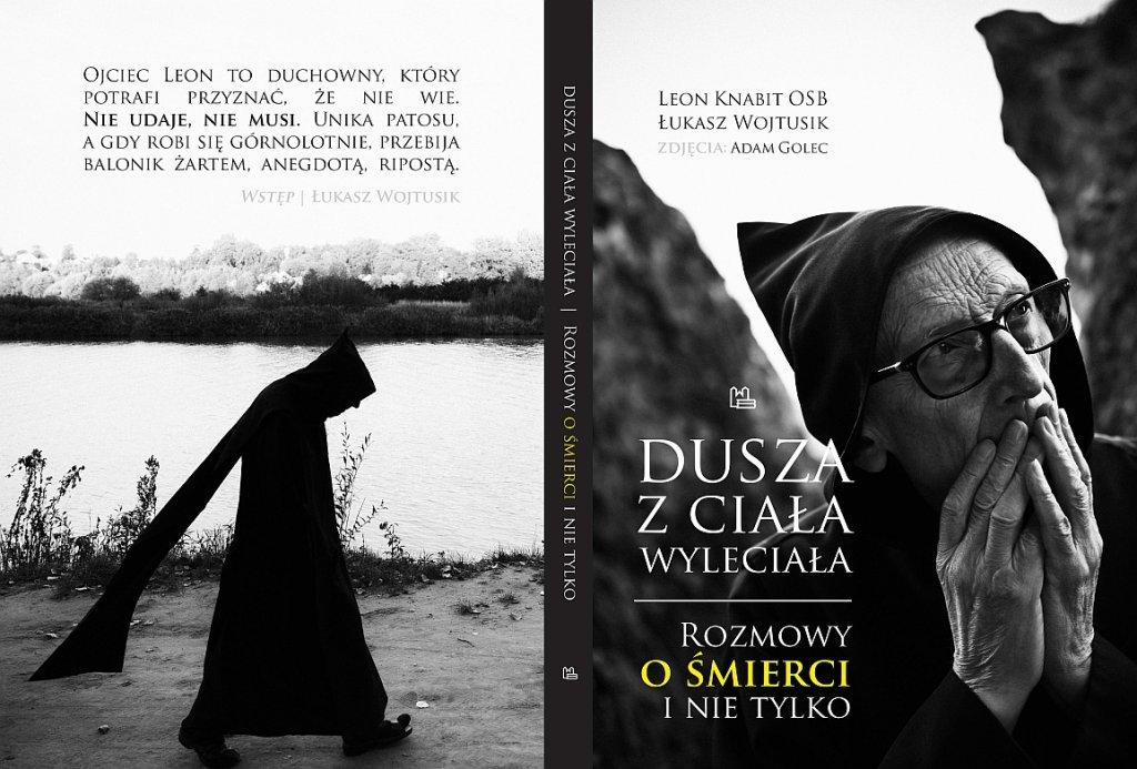 Okładka książki Łukasza Wojtusika