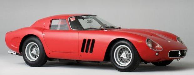 Najdroższe Ferrari na świecie