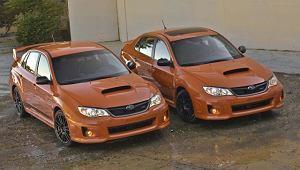 Subaru Impreza WRX i WRX STI