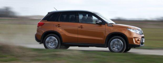 Suzuki Vitara 1.6 VVT 4WD XLED
