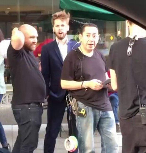 Kevin Spacey trolluje ekipę filmową