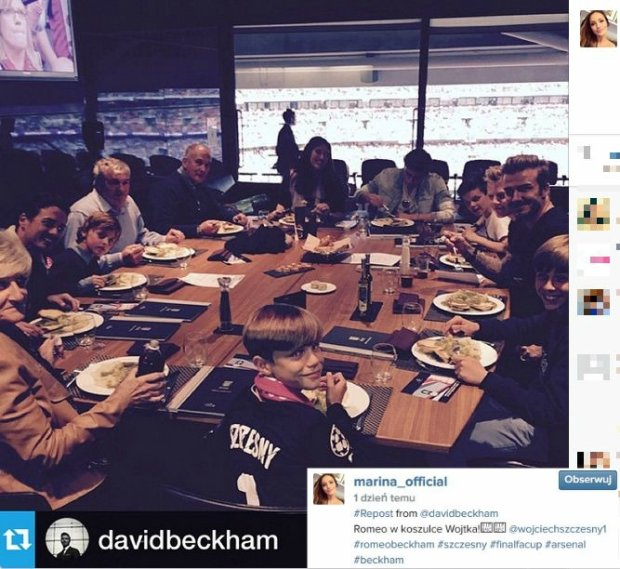 Screen z Instagram.com