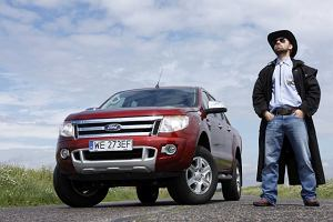 Ford Ranger - test | Chuck Norris approved