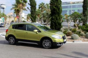 Suzuki SX4 S-Cross - Test | Nowe podejście